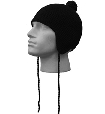 Unisex Beannie with Bobble Product Image